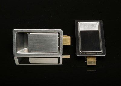Commercial Aircraft Latch