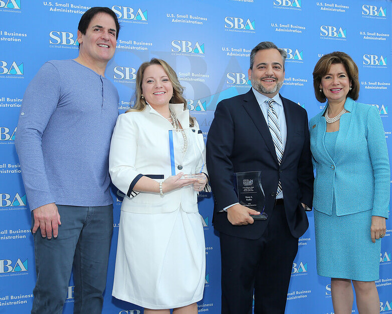 Reality CAN be Bigger Than We Ever Dreamed: Thanks SBA!